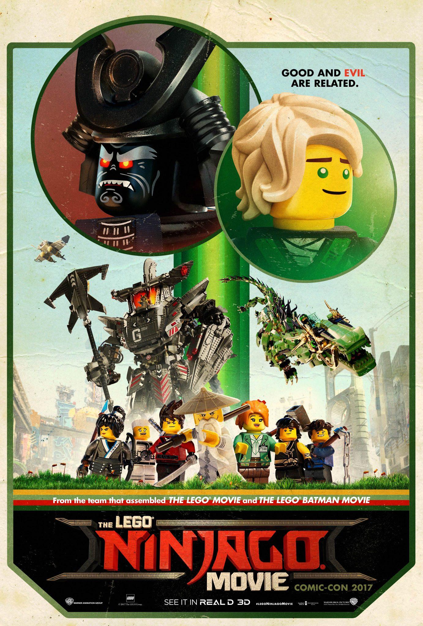 New Movie: The LEGO NINJAGO Movie