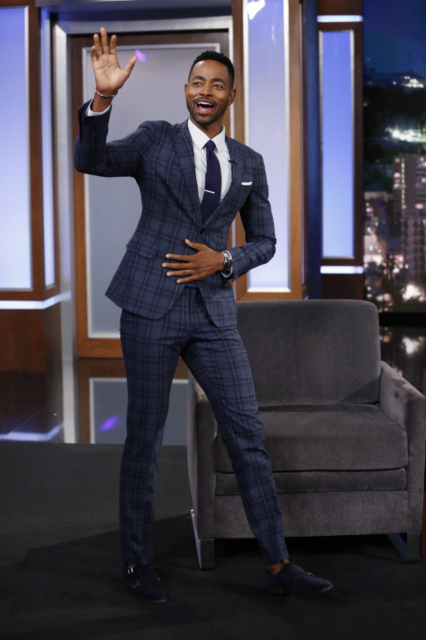 In Case You Missed It: Jay Ellis On Jimmy Kimmel Live