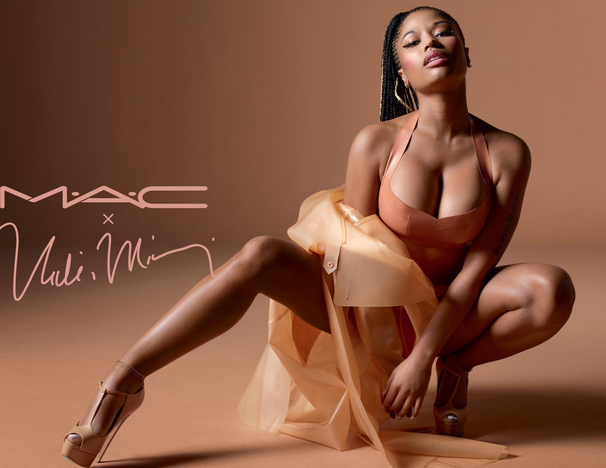 M.A.C. Introduces: M.A.C. X Nicki Minaj