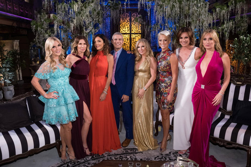 Wardrobe Breakdown: The Real Housewives Of New York Reunion