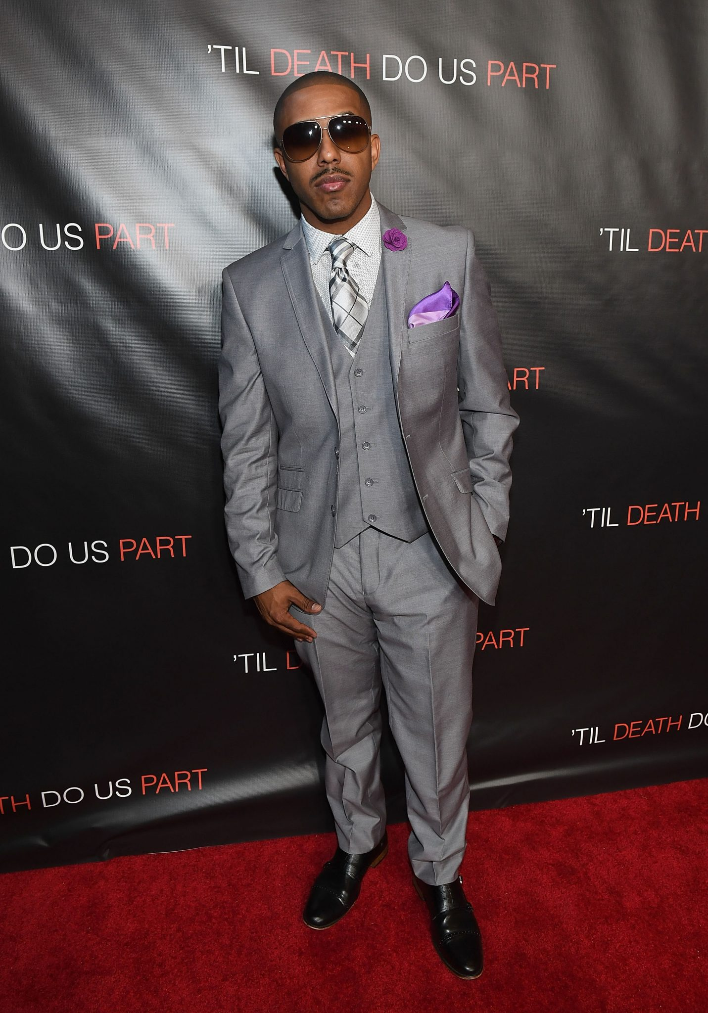 Till Death Do Us Part Red Carpet/Advance Screening In Atlanta