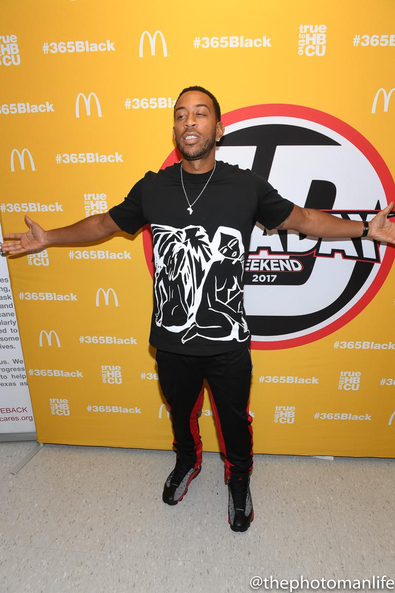 Ludacris' Annual Celebrity Basketball Game