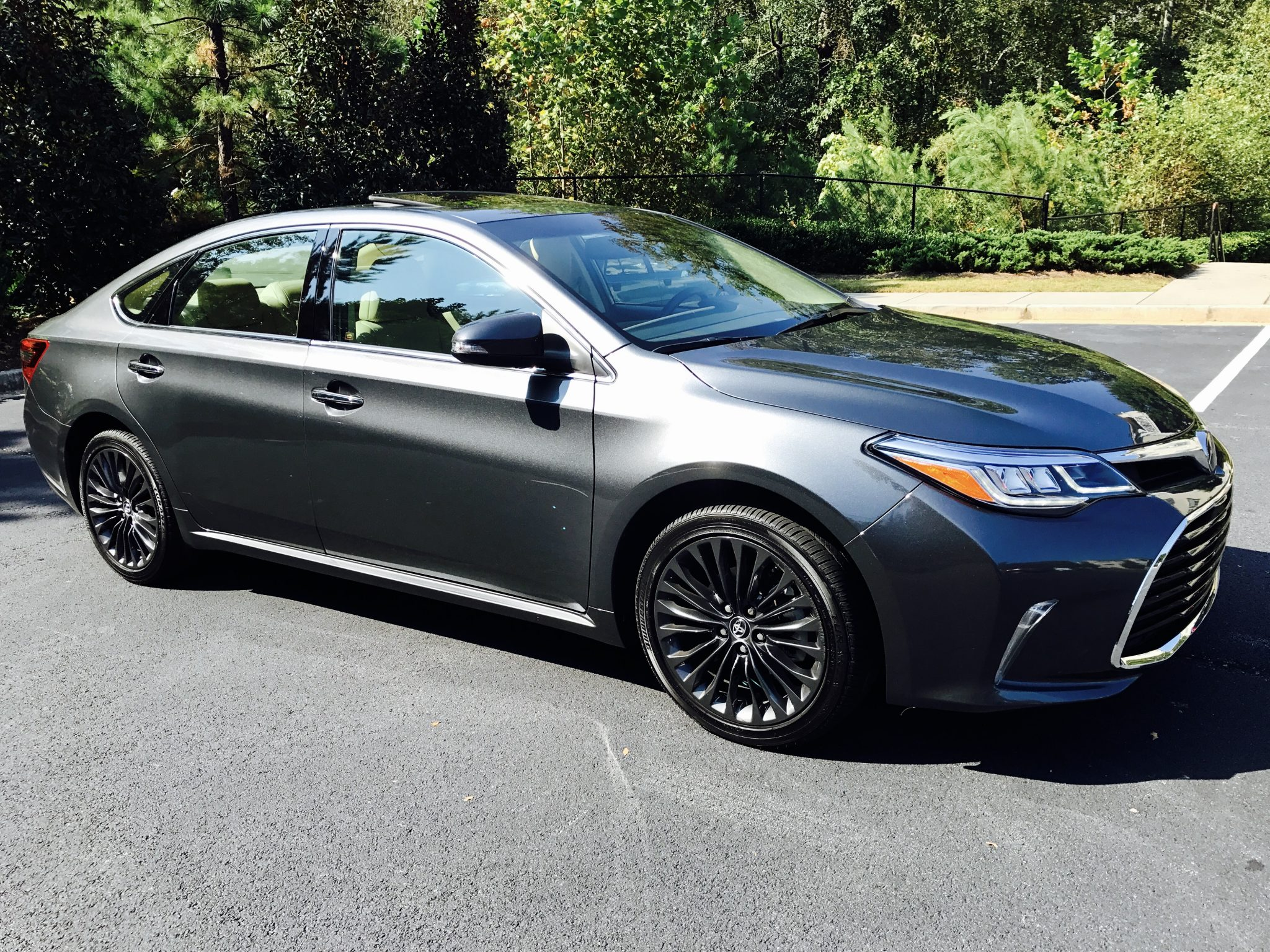 The Toyota Avalon Is Such A Lady Car!