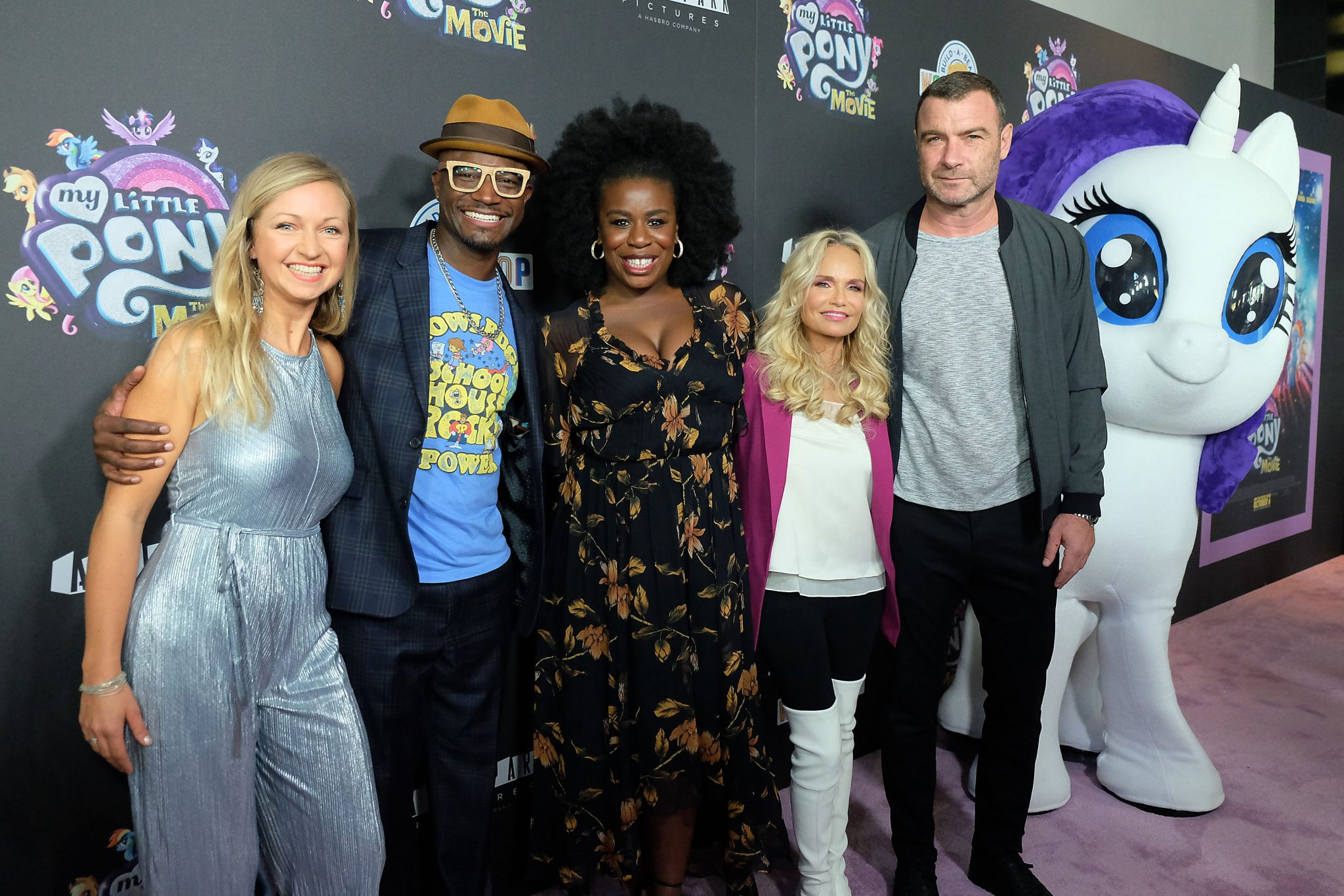 Red Carpet Arrivals: My Little Pony NYC Special Screening