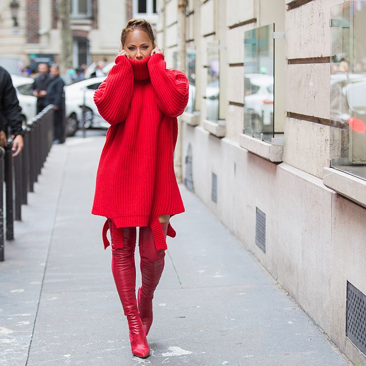 Wardrobe Breakdown: Marjorie Harvey In Paris, France