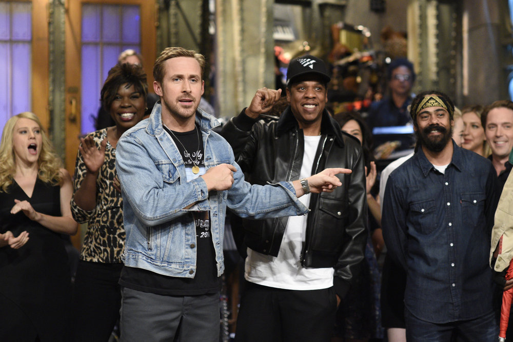 In Case You Missed It: Jay Z On Saturday Night Live