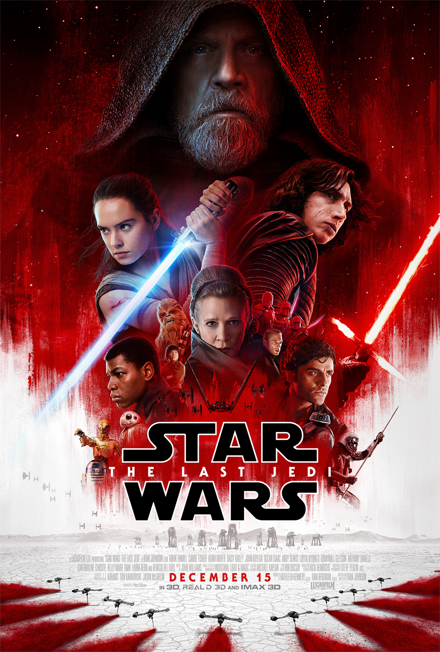 New Movie: Star Wars: The Last Jedi