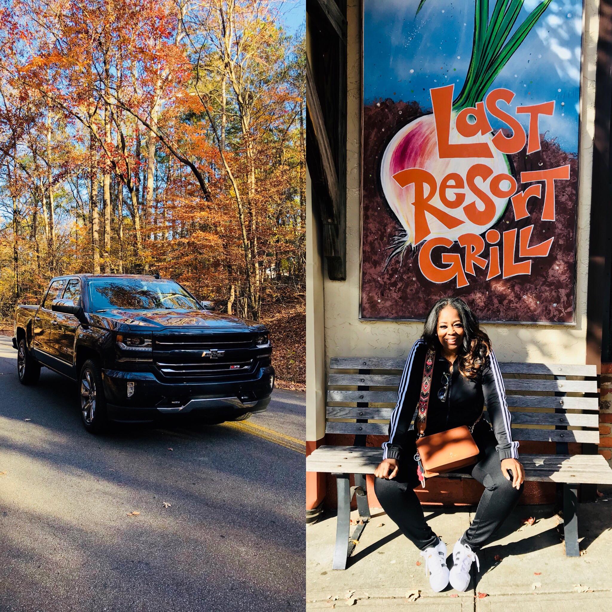 My Day Trip To Athens, Ga In The New Chevrolet Silverado Centennial Edition