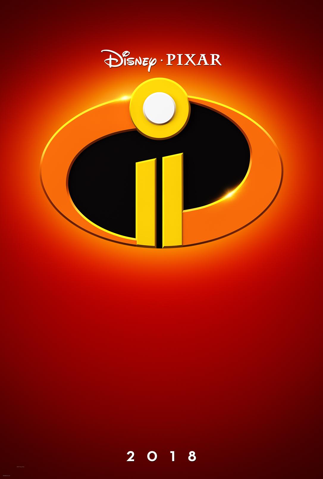 New Movie: Disney•Pixar's INCREDIBLES 2