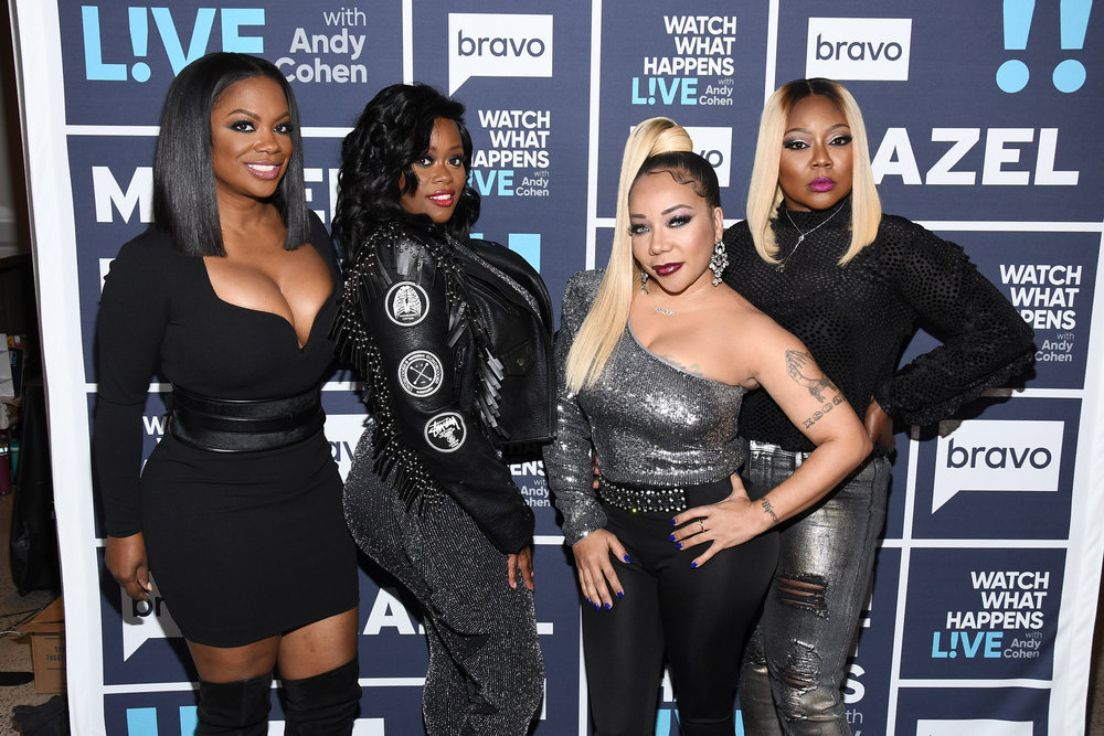 In Case You Missed It: Kandi Burruss & Xscape On Watch What Happens Live