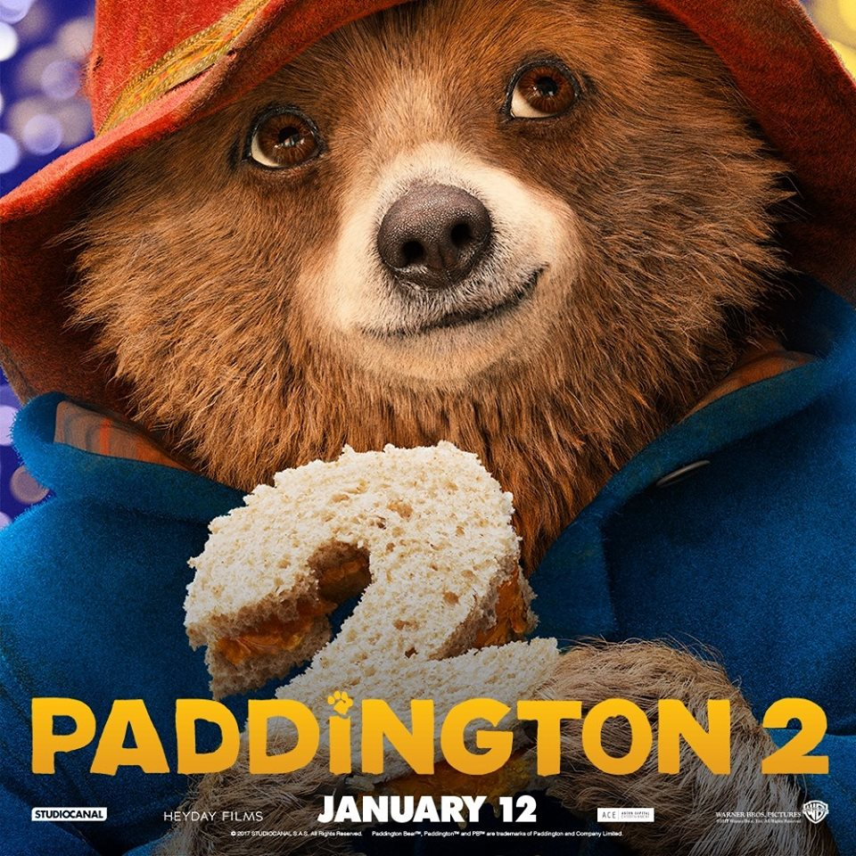 New Movie: Paddington 2