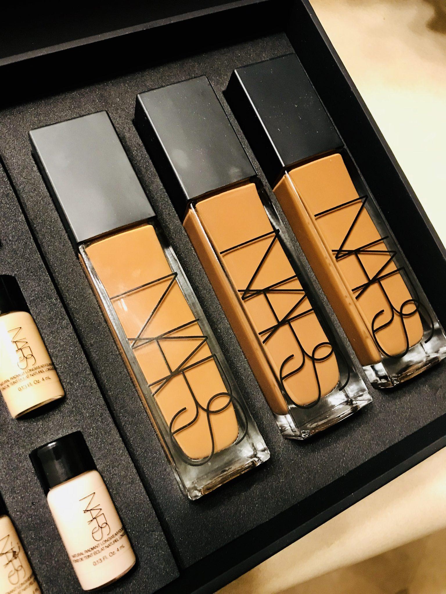 Natural Radiant Prom Makeup Tutorial: Get The Look: NARS Natural Radiant Longer Foundation