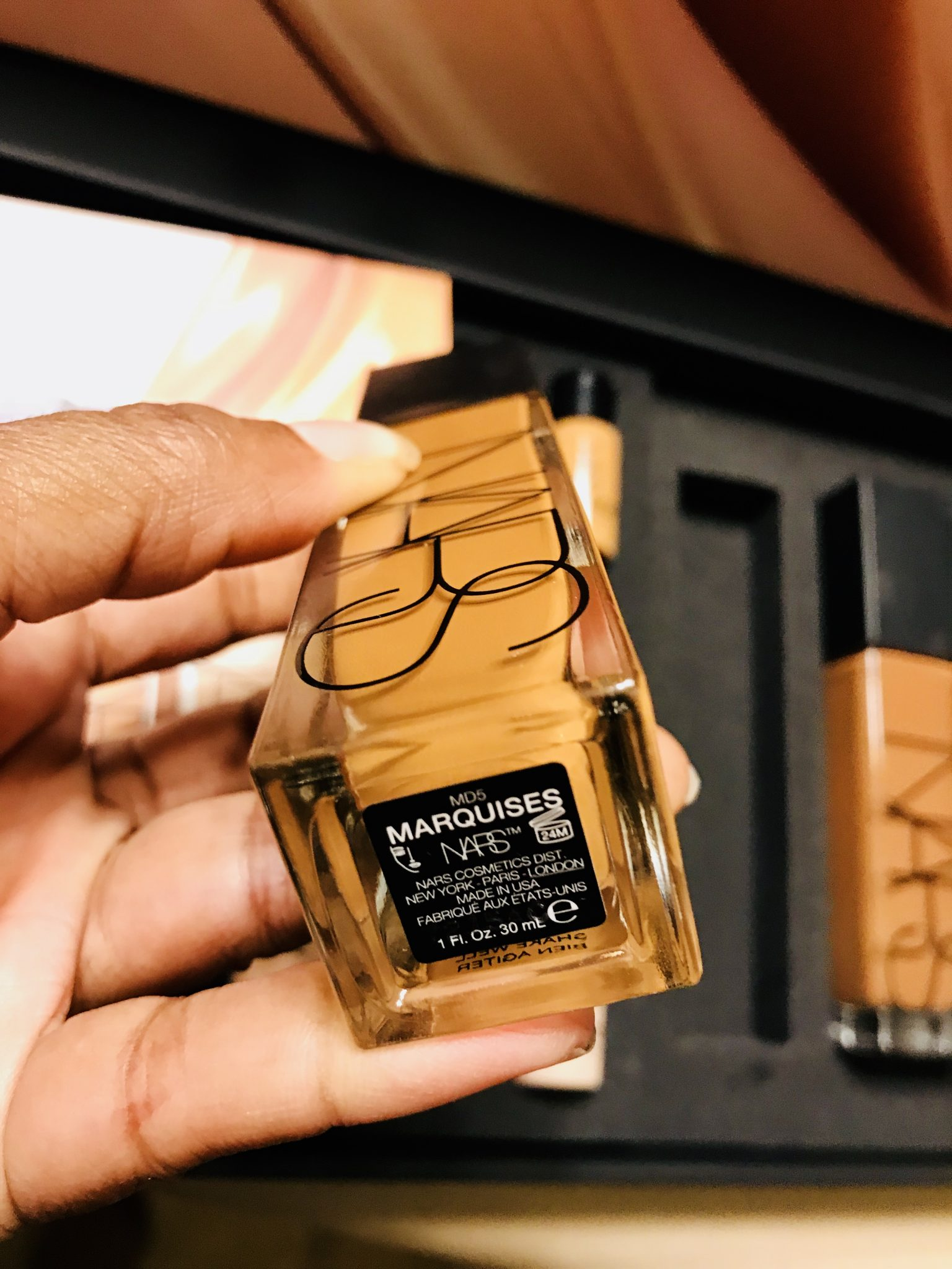 Get The Look: NARS Natural Radiant Longer Foundation