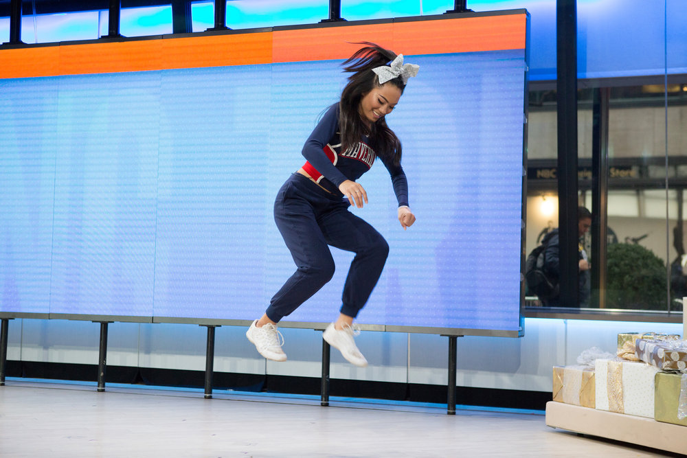 In Case You Missed It: Invisible Box Girl On The Today Show