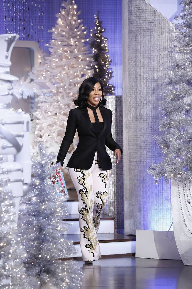 In Case You Missed It: K. Michelle On The Real