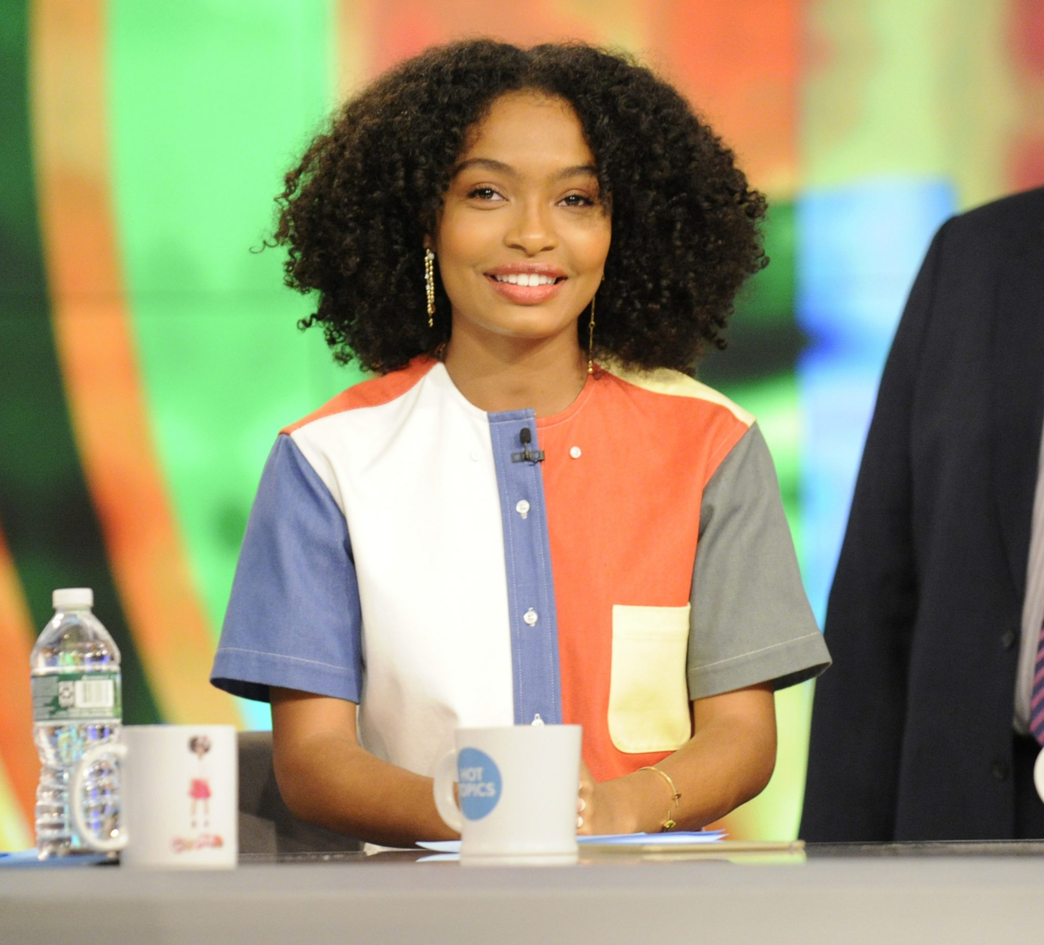 In Case You Missed It: Yara Shahidi On The View