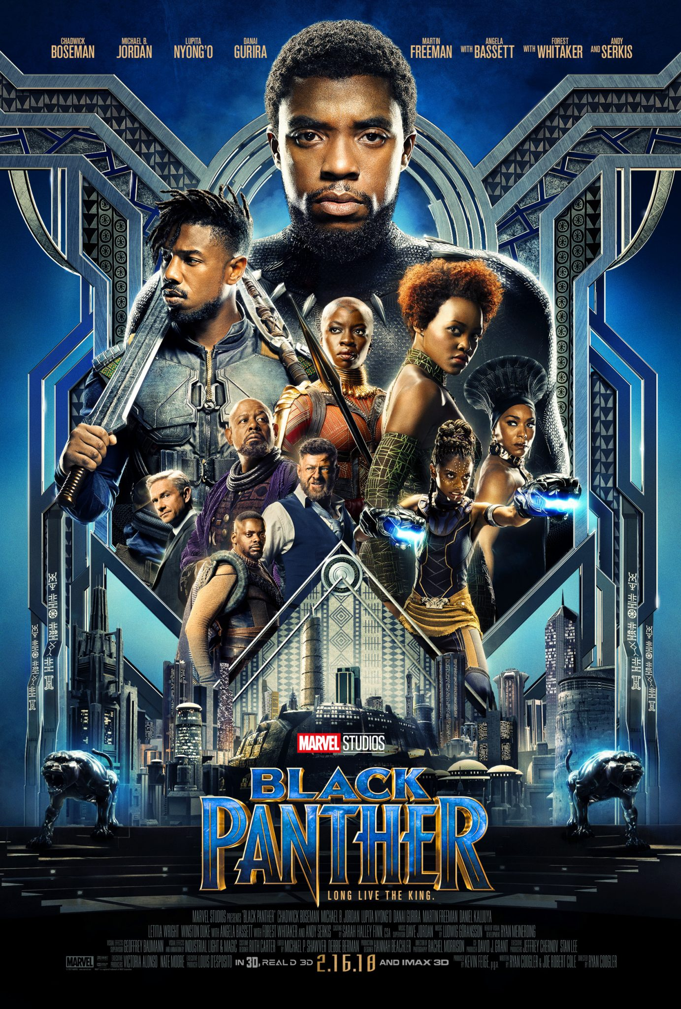 Marvel Studios Black Panther New Featurette