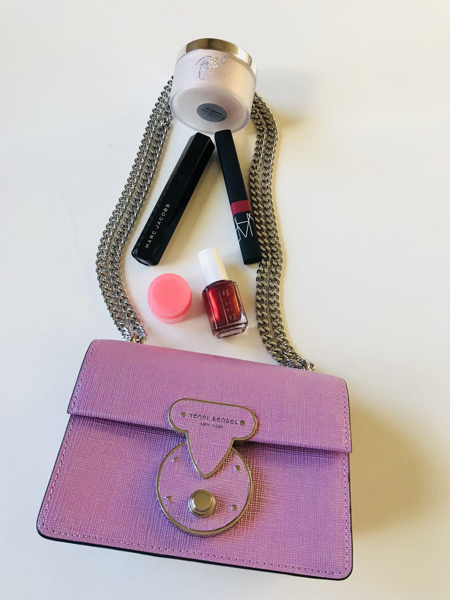 What's In My Bag? Henri Bendel Warren Street Micro Crossbody Bag