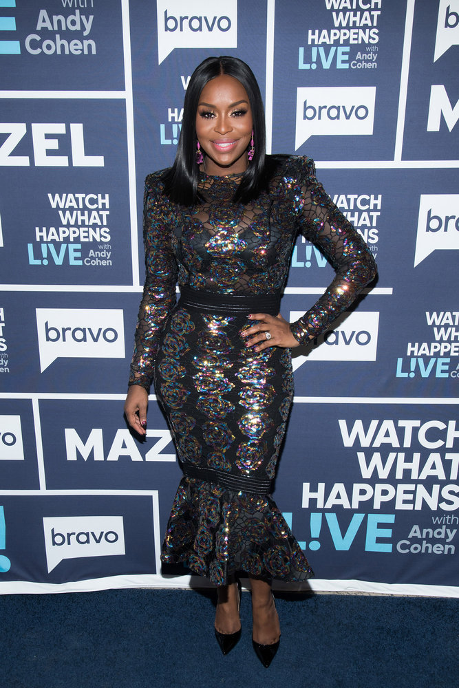 Wardrobe Breakdown: Quad Webb Lunceford On Watch What Happens Live