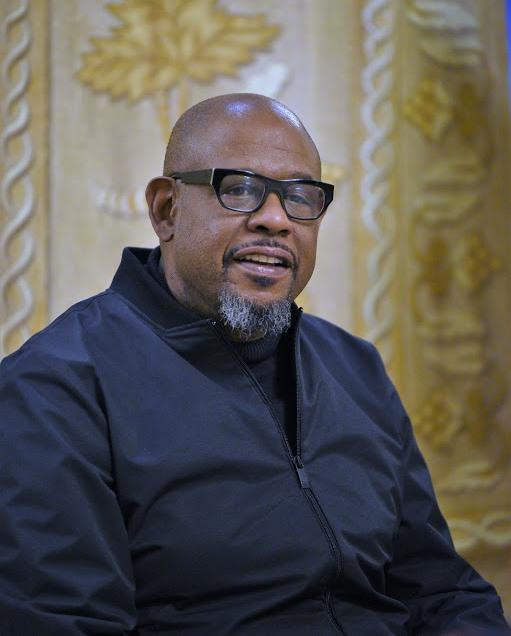 Round Table Discussion With Forest Whitaker From Black Panther