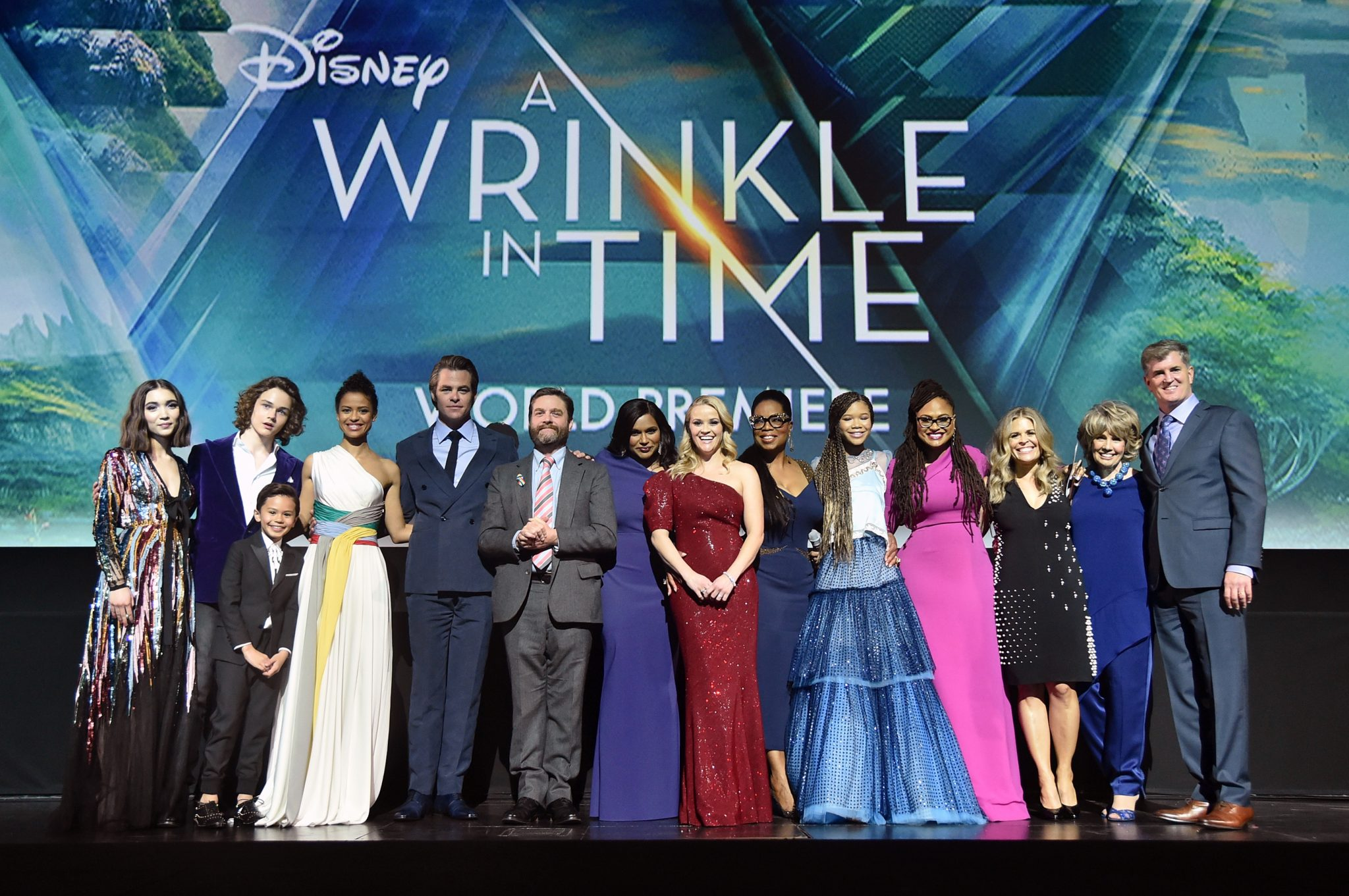 Disney's A Wrinkle In Time World Premiere