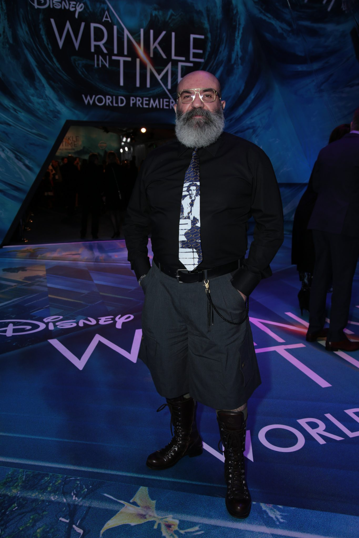 One On One With Costume Designer Paco Delgado From A Wrinkle In Time