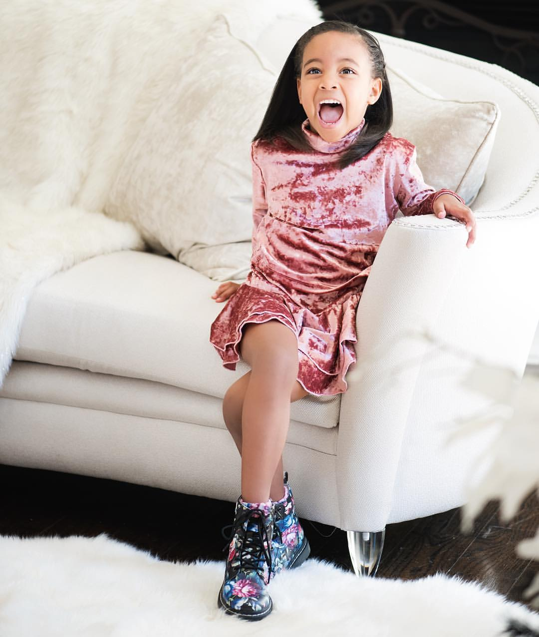 Wardrobe Breakdown: Laiyah Brown On Instagram