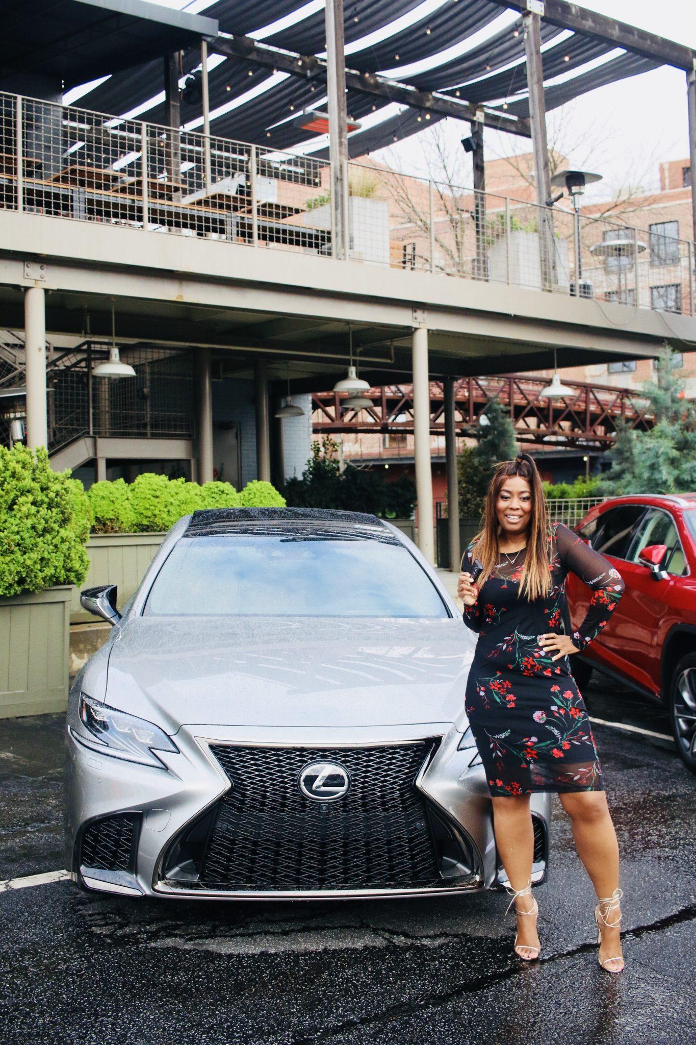 Lexus Of Atlanta >> Lexus Celebrates The 2018 Auto Show In Atlanta Talking