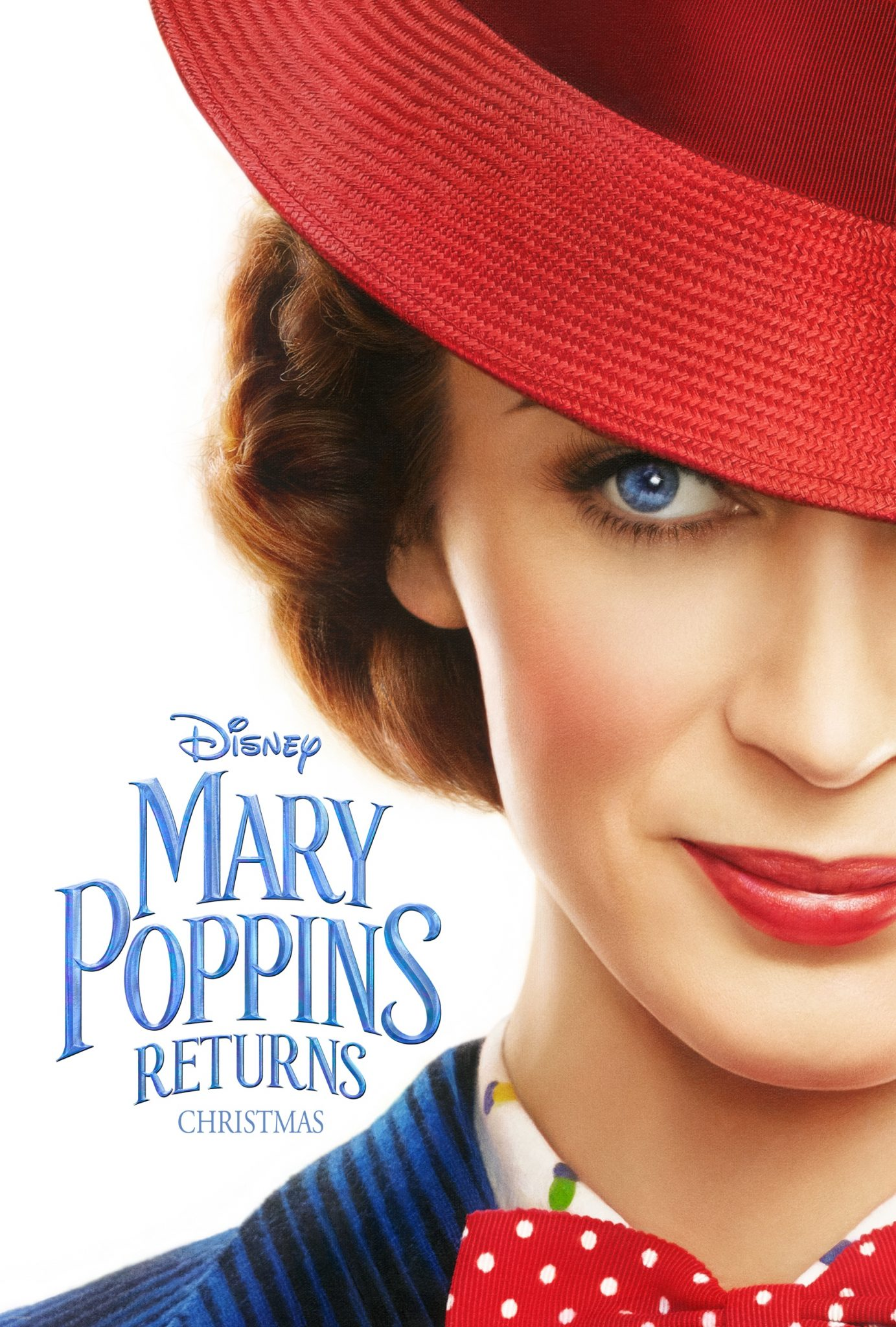 First Look: Disney Mary Poppins Returns