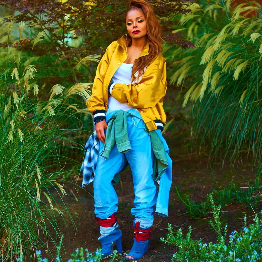 Wardrobe Breakdown: Janet Jackson On Instagram