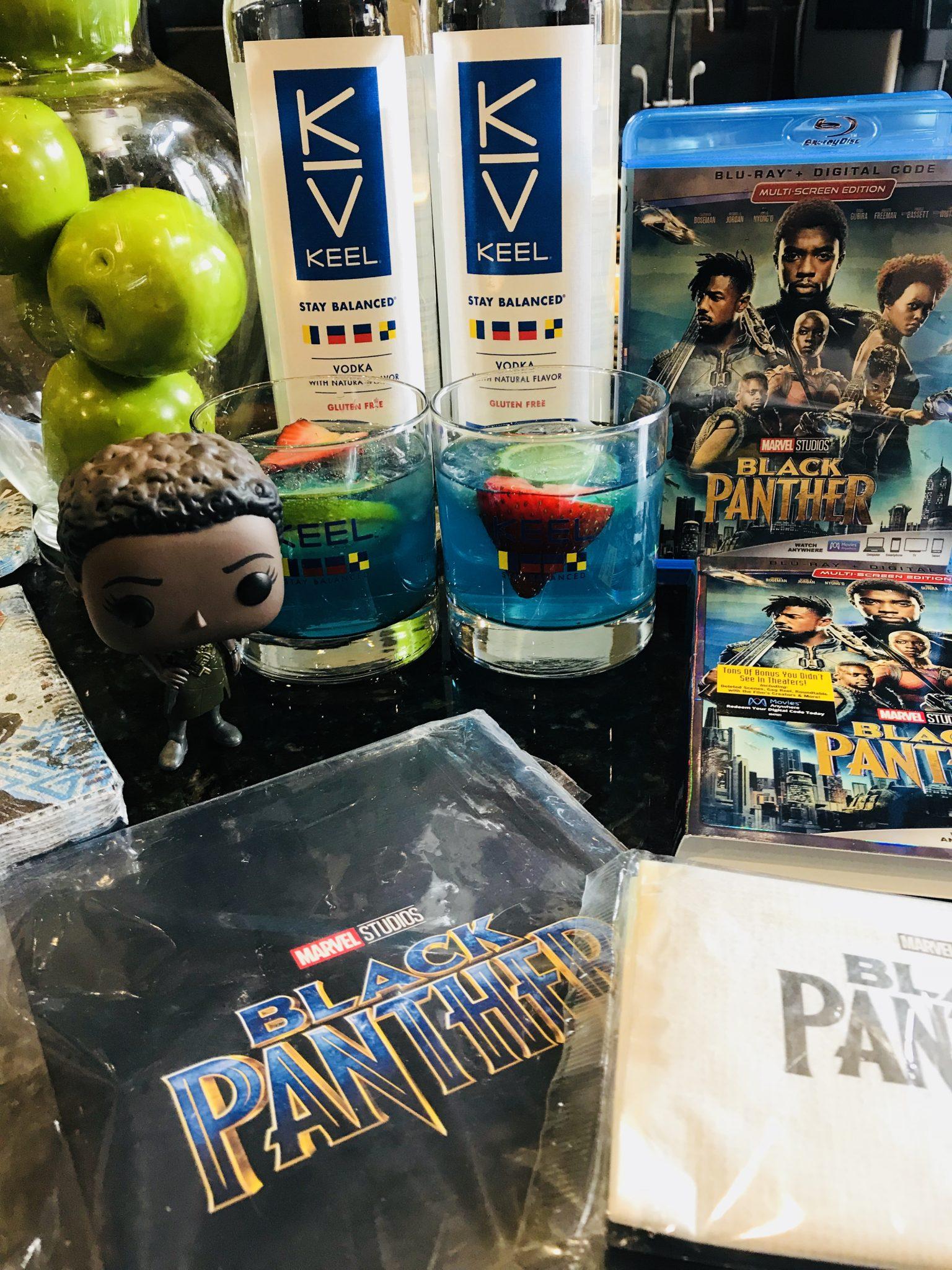 Black Panther Arrives On Blu-Ray & Movie Night Kit