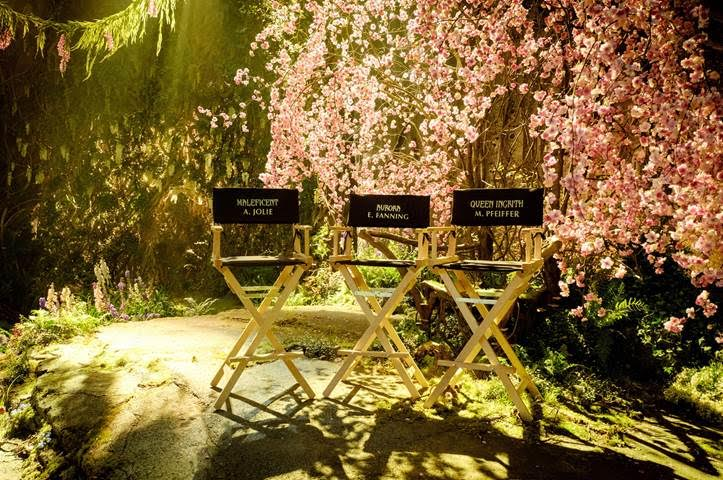 Production Underway On MALEFICENT II With Angelina Jolie And Elle Fanning