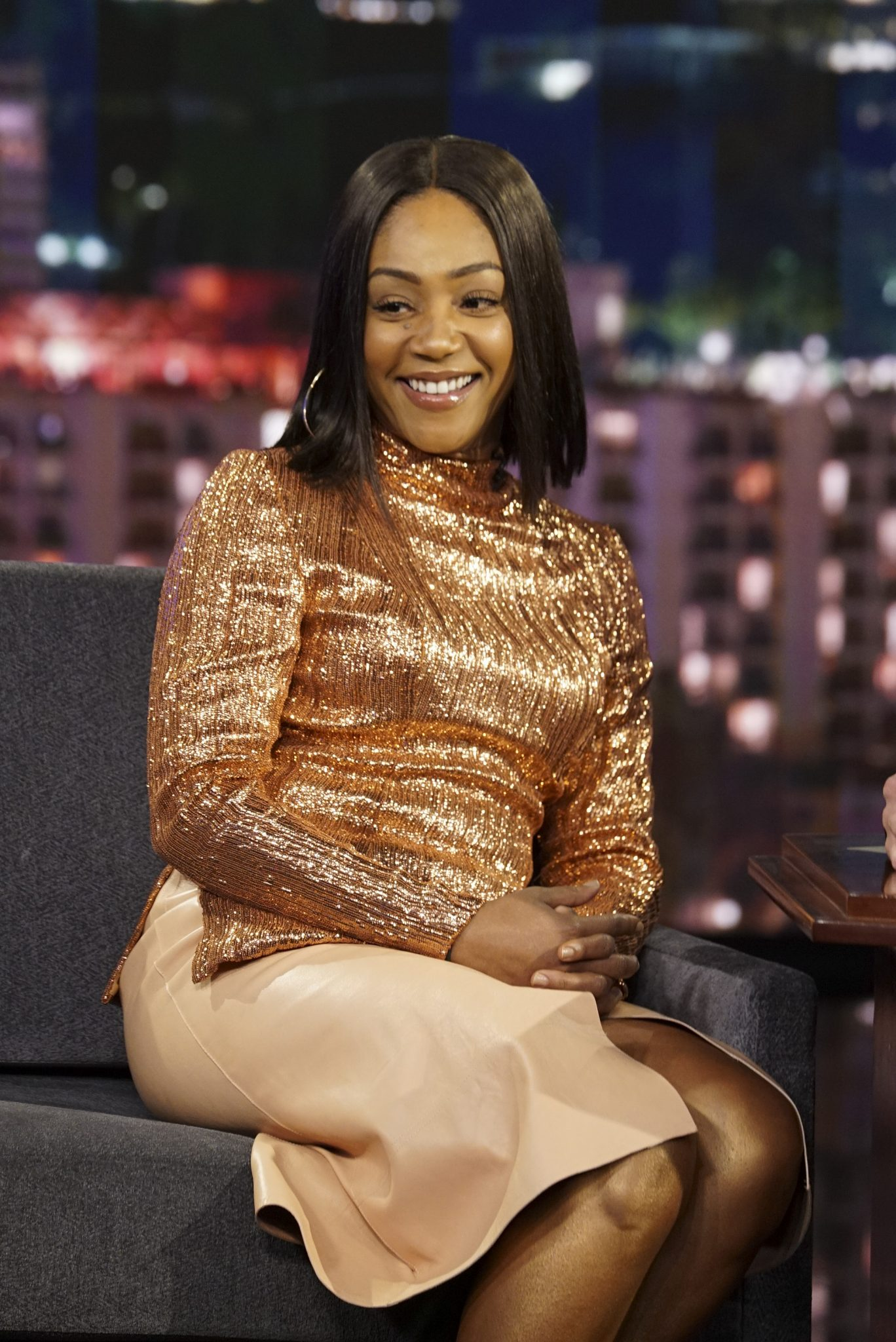 In Case You Missed It: Tiffany Haddish On Jimmy Kimmel Live