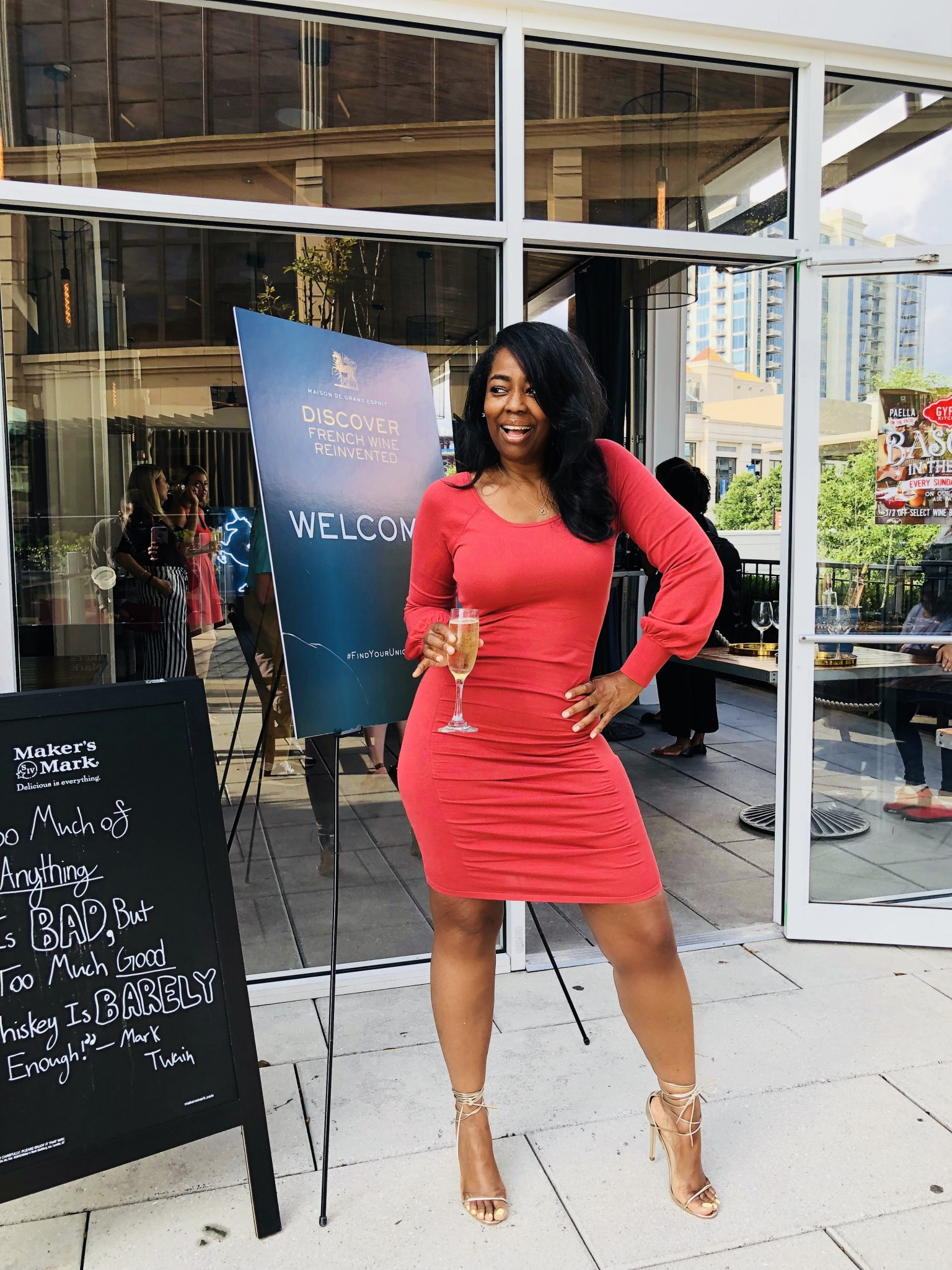 Atlanta Launch For Maison De Grand Esprit
