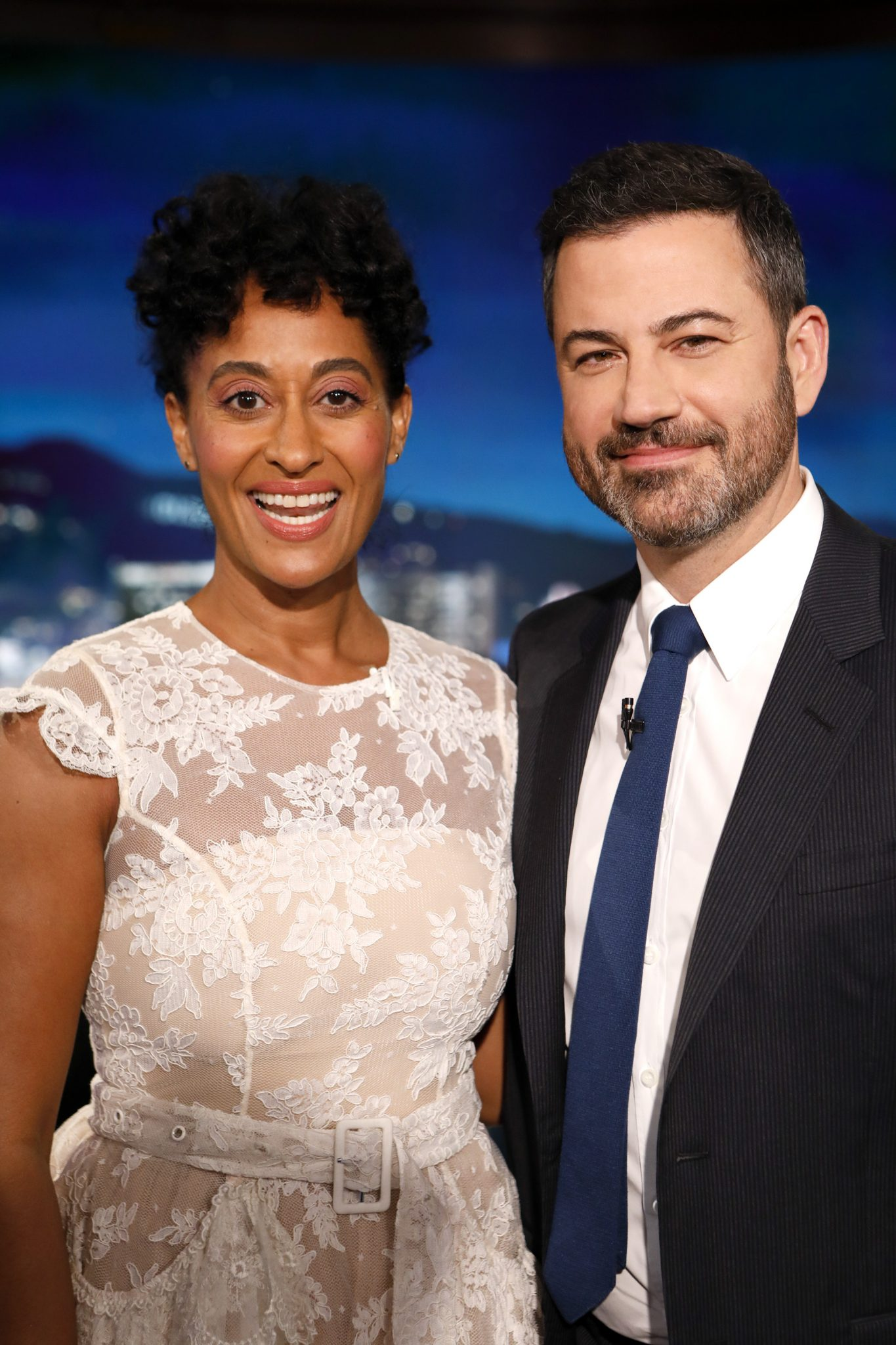 In Case You Missed It: Tracee Ellis Ross On Jimmy Kimmel Live