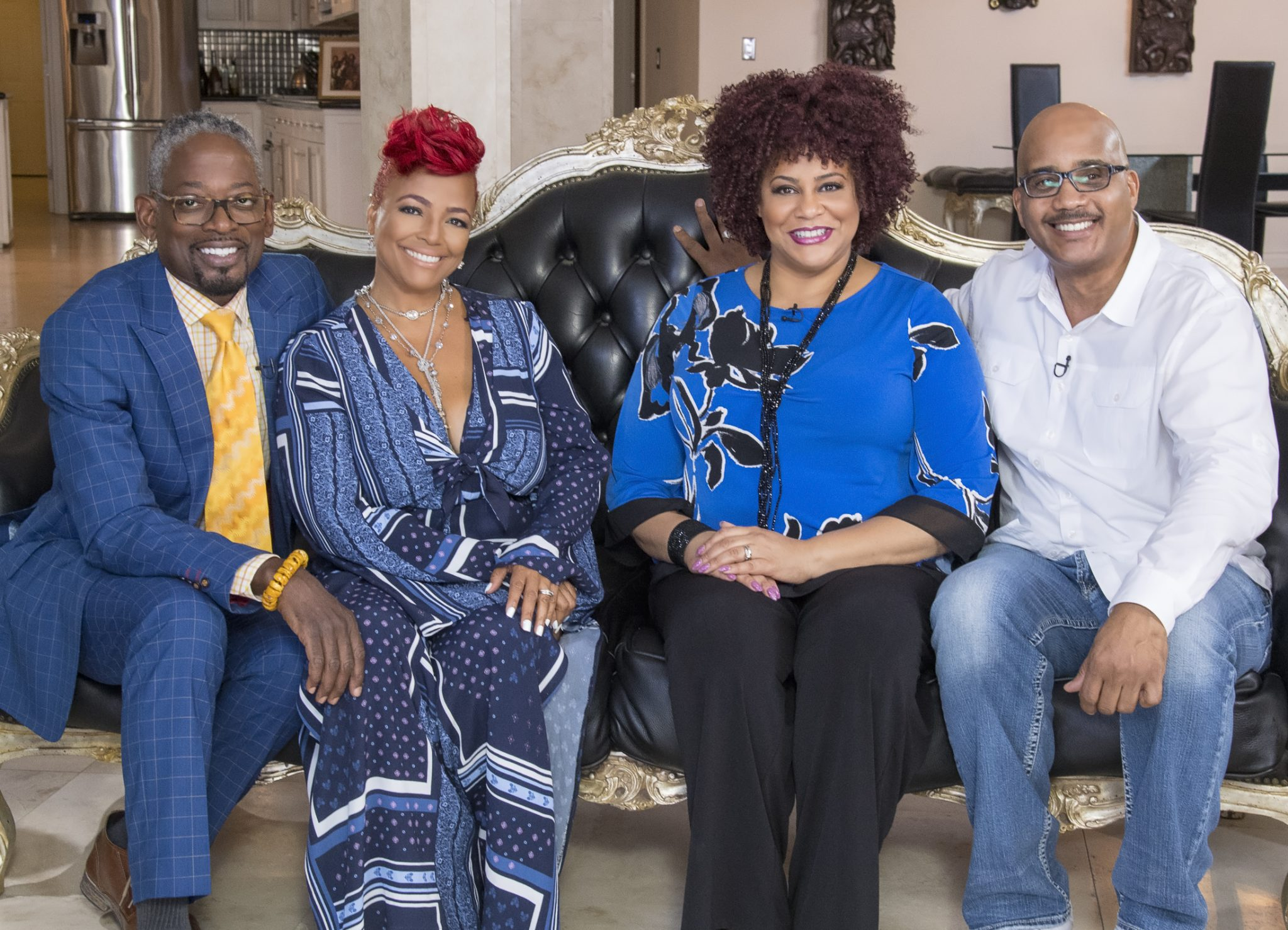 Living Single Cast Reunites For TV One