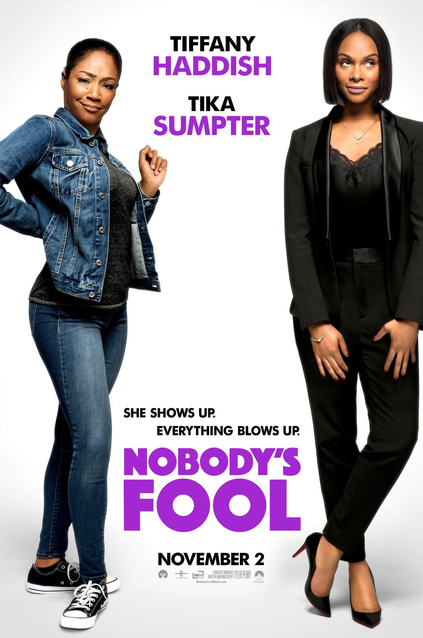 New Movie: Tyler Perry's Nobody's Fool
