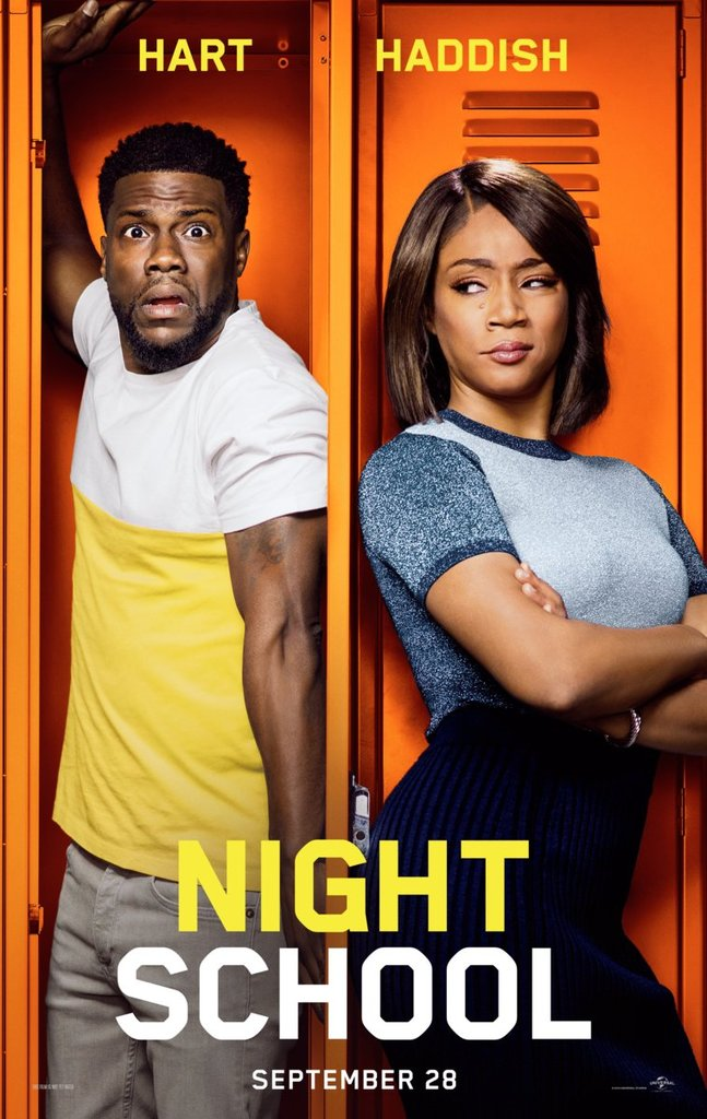 New Movie: Night School