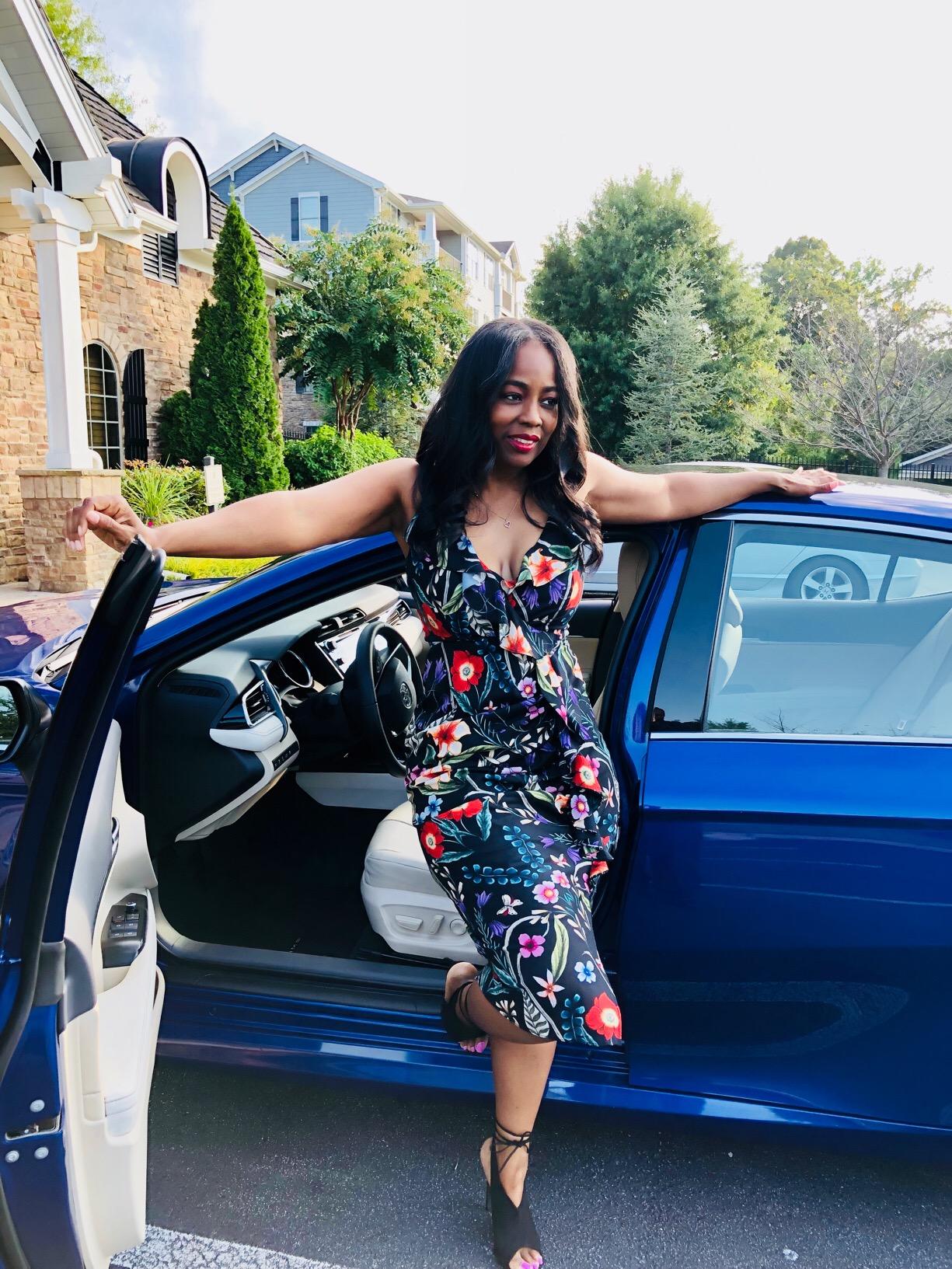 My Style: Gardenia Ruffle Dress