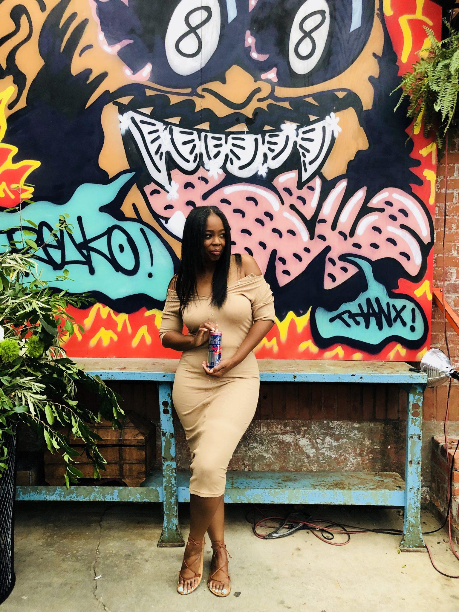 My Style: Snap Front Rib Knit Midi