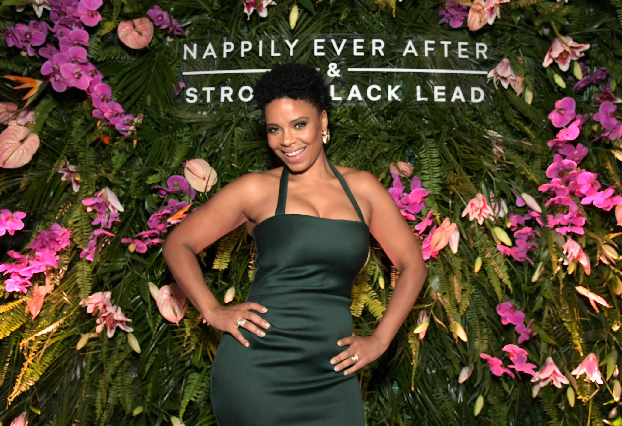 """Netflix's """"Nappily Ever After"""" Special Screening With Sanaa Lathan"""