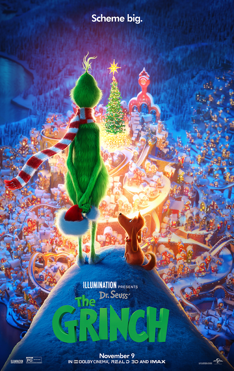 New Movie: The Grinch