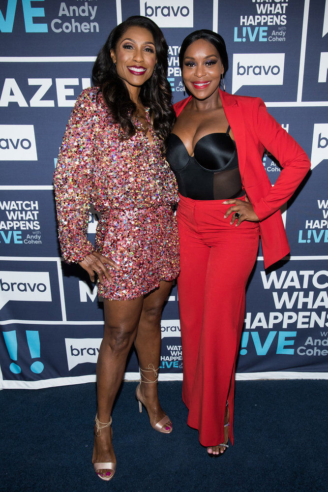 In Case You Missed It: Dr. Jackie Walters And Quad Webb Lunceford On Bravo's Watch What Happens Live