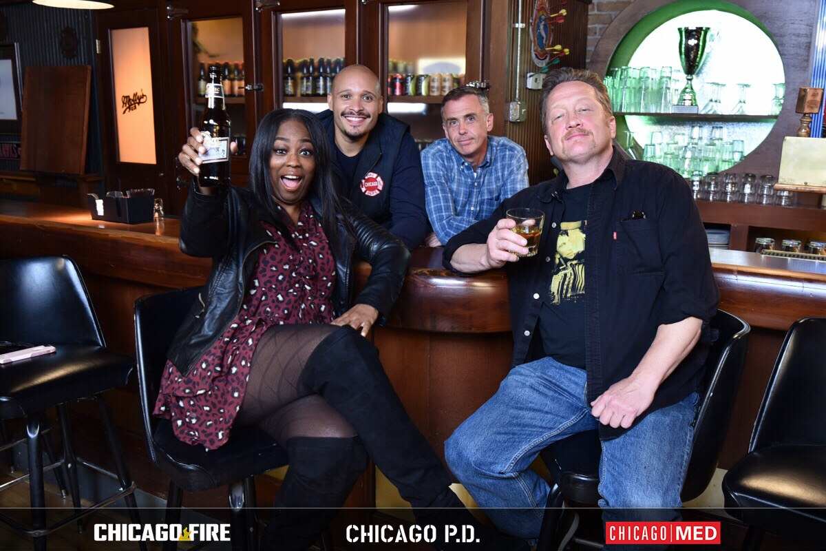 Set Visit: NBC's Chicago Fire