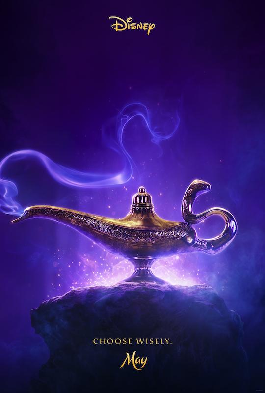 First Look: Disney's Aladdin