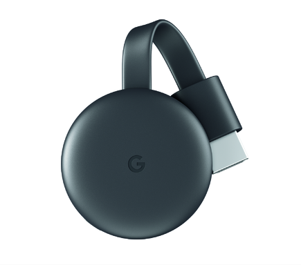 Hey Guys, You Can Now Stream Your Fav Shows With Google Chromecast