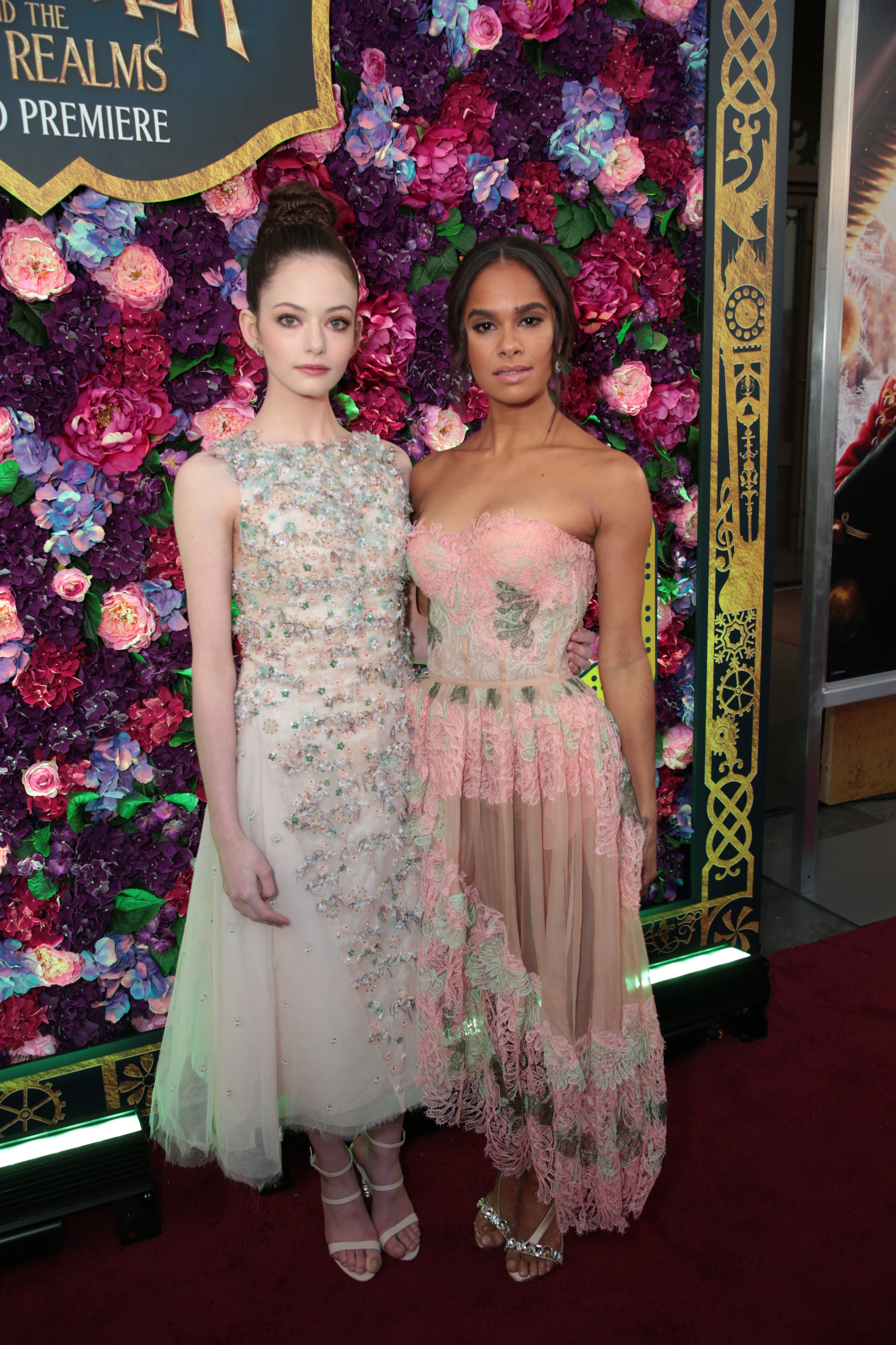Disney The Nutcracker And The Four Realms World Premiere