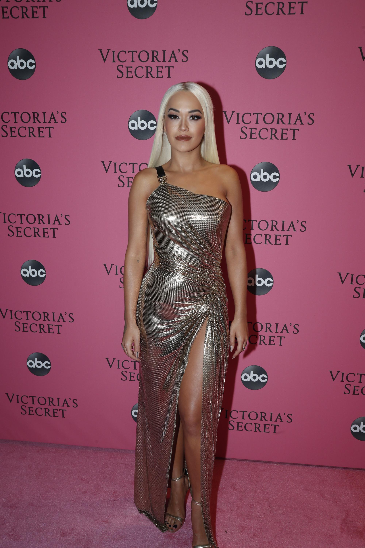 Wardrobe Breakdown: Rita Ora At Victoria's Secret Fashion Show