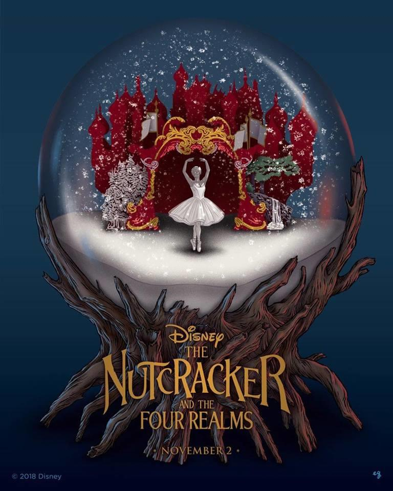 My Review: Disney The Nutcracker And The Four Realms