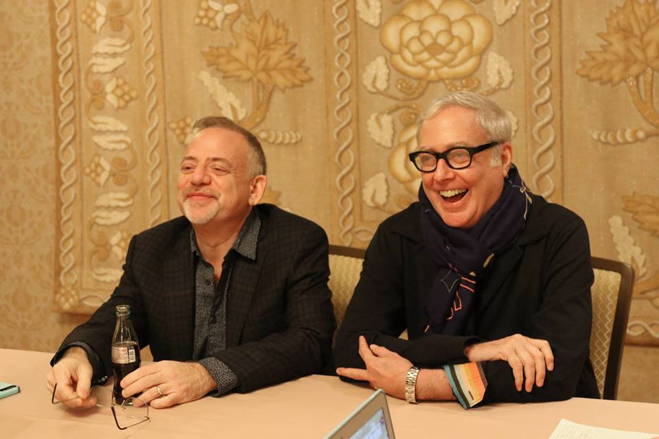 A Fun Sit-Down With Composers Marc Shaiman & Scott Wittman From Mary Poppins Returns